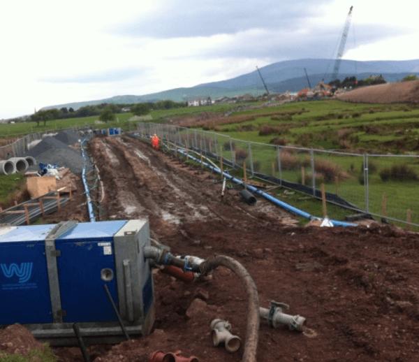 Millom Wastewater Treatment Works