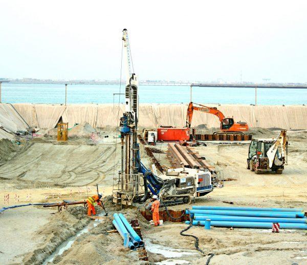 Al Zour Liquefied Natural Gas (LNG) Termainal, Kuwait