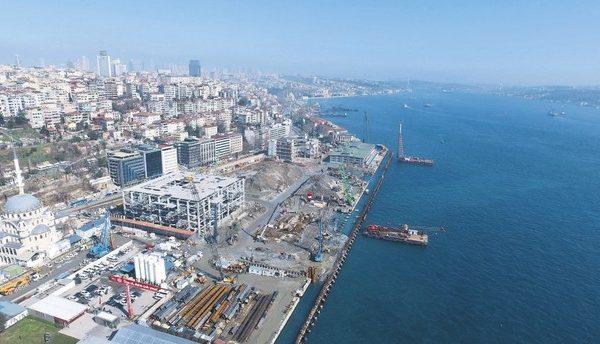 Galata Port, Turkey