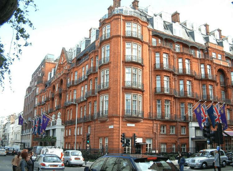 Claridge's Hotel, London