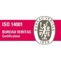 BV14001 logo