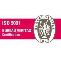 BV 9001 logo