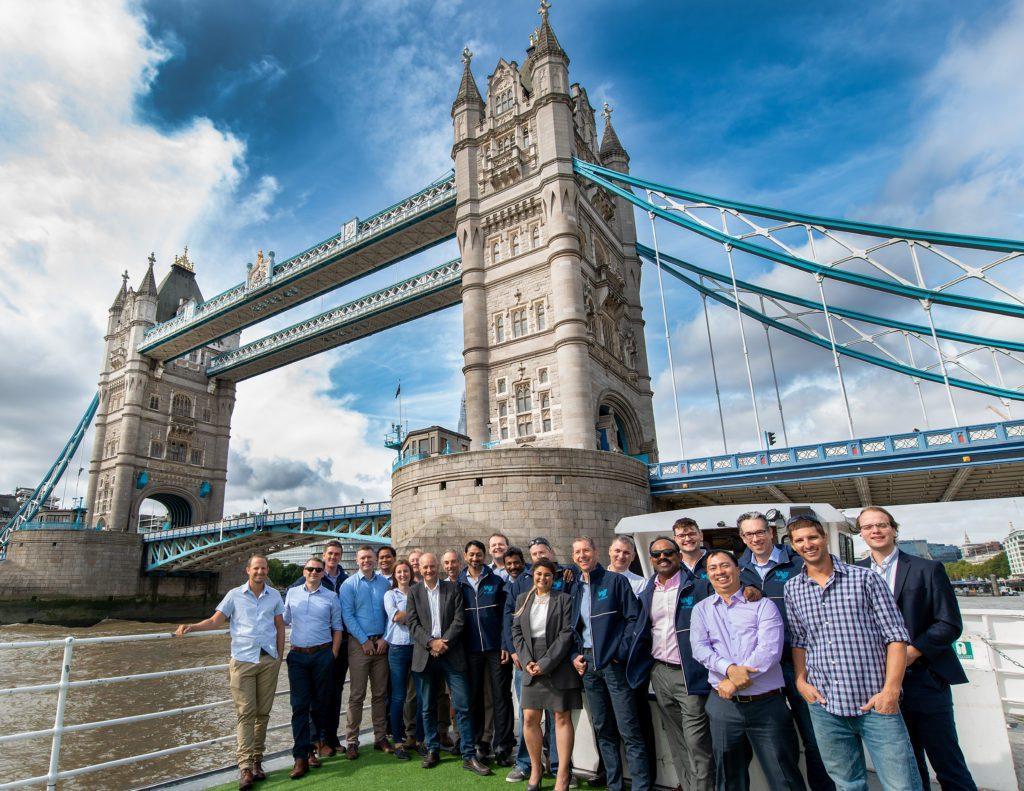 WJ International Day Staff Tower Bridge