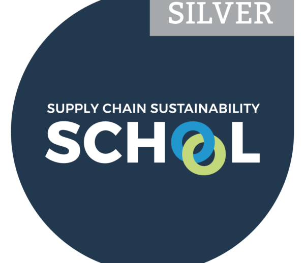 Supply Chain Sustainability School Bronze
